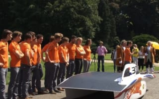 Video: This lot really shine in solar-powered racing!