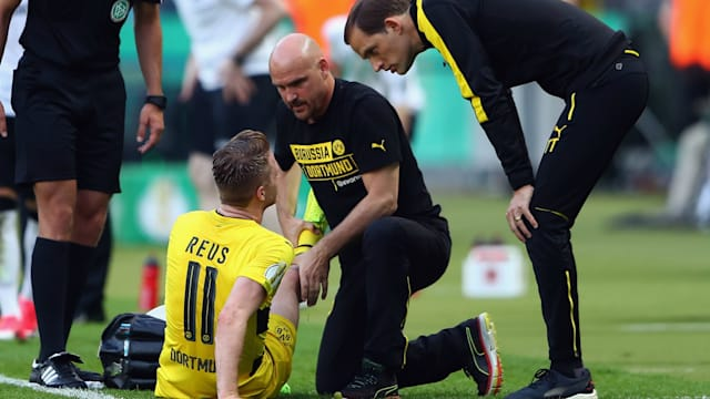 Coach Thomas Tuchel leaves Borussia Dortmund days after Cup win