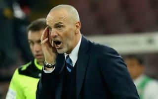 Inter boss Pioli wary of Milan and Juventus conquerors Genoa