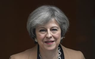 Theresa May rejects call for second referendum on Scottish independence