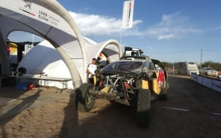 Sebastien Loeb ruled out of Dakar Rally win after crash