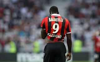 Favre: Hard work starts now for Balotelli