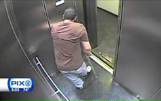 Man on crutches wanted after string of burglaries