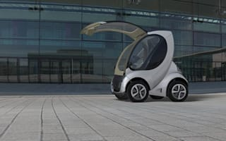 Hiriko folding car could be coming to a city near you