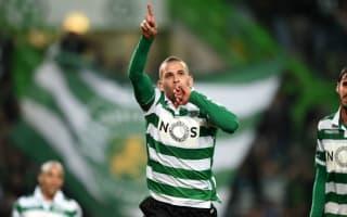 Sporting Lisbon 2 Porto 0: Slimani brace ends streak for Lopetegui's men