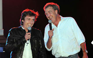 Top Gear duo banned from driving in France for three months
