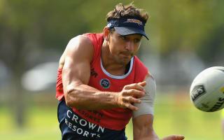 Storm delay Slater return, Harris facing lay-off