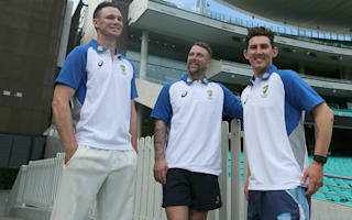 Australia axe five players for day-night Test in Adelaide