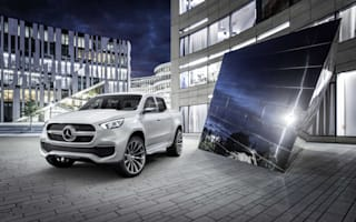 Mercedes X-Class Concept almost production ready