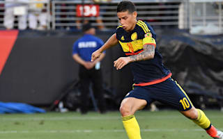 Diaz: James absence hurts Colombia