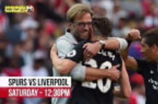 Tottenham vs Liverpool - Premier League match preview