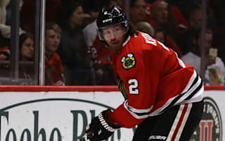 Blackhawks extend streak, Blue Jackets lose
