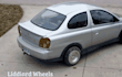 Estas ruedas caseras transforman el coche en un camión oruga omnidireccional