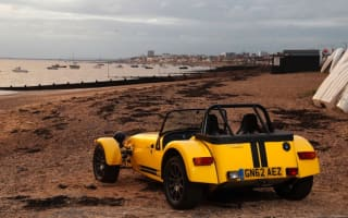 Caterham unleash Supersport R
