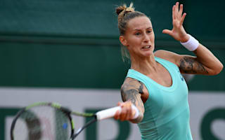 Niculescu bundled out by Hercog in Bucharest
