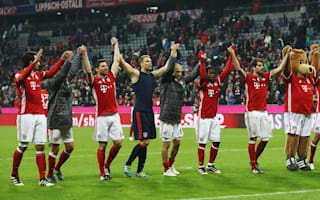 Alonso delighted with dominant Bayern display