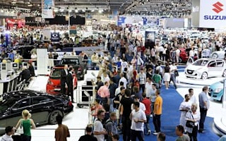 British motor show cancelled
