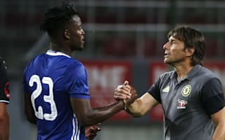 Conte reveals thinking behind Batshuayi bow
