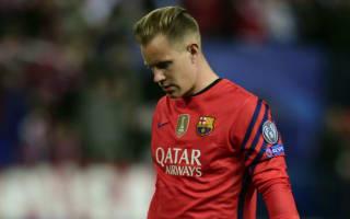 Ter Stegen returns for Celtic clash