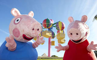 Introducing Hampshire's new family theme park!