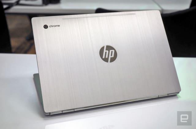 HP Chromebook 13 es el Chromebook más premium y atractivo hasta la fecha