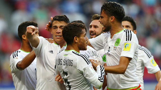 Mexico hold Portugal to 2-2 draw in Confederations Cup 2017