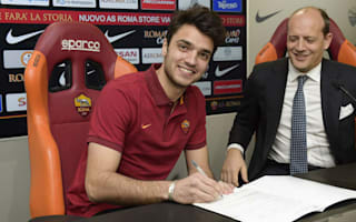 Grenier completes Roma loan move