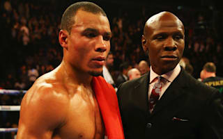Eubank Sr: My son would 'wreck' Golovkin