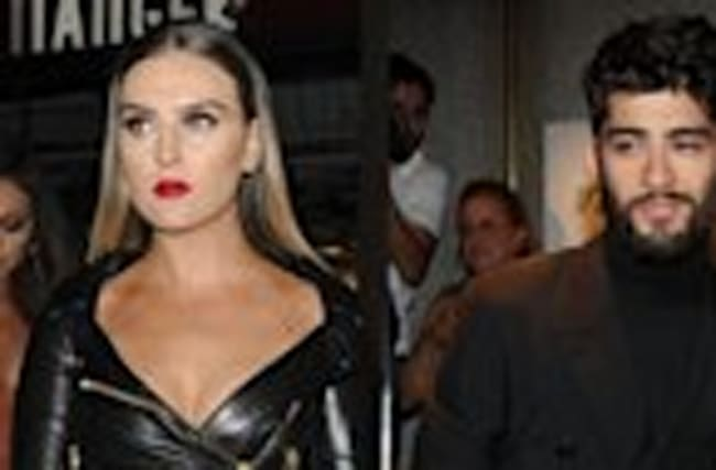 Perrie Edwards Was Homeless After Zayn Break-Up