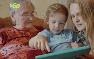 Grandparents could be leading to childhood obesity