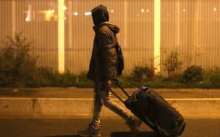 The exodus from the Calais 'Jungle' has begun