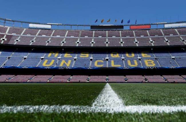 Barcelona announce record revenues for 2015-16