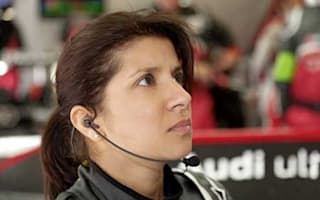 Audi Le Mans win a landmark for British female engineer