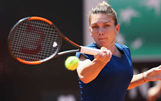 Classy Halep through to semi-finals in Rome