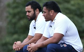 Jones: More food at team buffet with Vunipolas brothers absent!