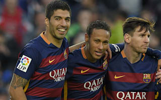 Suarez hard done by for the Ballon d'Or shorlist - Thiago