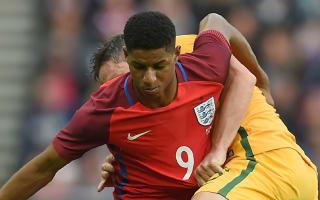 Redknapp: Rashford won't play at Euros