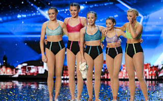 All-girl dance troupe wow their way into BGT semi-final