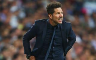 Simeone to hold talks on Atletico Madrid future next week