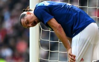 Injury won't force Ibrahimovic to retire, says ex-United star Sheringham
