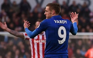 Hughes: Vardy challenge was a clear red card