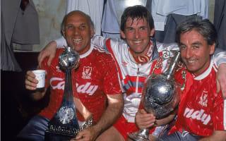 Liverpool great Moran dies