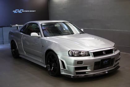 Limited-edition Nissan Skyline goes on sale in Hong Kong
