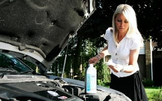 Women drivers don't know what to do with their dipsticks
