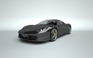 Give your supercar the carbon fibre treatment... for £100,000