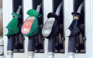 Diesel prices drop to below £1 per litre