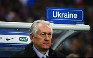 Ukraine v Slovenia: Fomenko out to end Ukraine's play-off hoodoo
