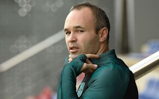Luis Enrique: Barca can cope without Iniesta, Busquets