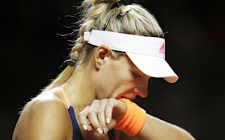Sharapova's path clear of seeds after Kerber stunned by Mladenovic