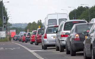 Traffic jams costing economy £4.3bn a year